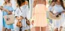 30 свежи идеи за облекло с паднало рамо, които да опитате през лятото