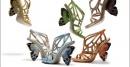 Обувките на сезон пролет/лято 2014: ефектът на пеперудата