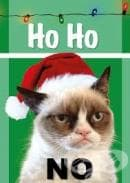 Излиза коледен филм за Grumpy cat (видео)