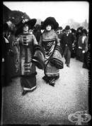 Ретронавт: Фотографската машина на времето. Вижте парижката мода от преди 100 години в редки архивни кадри