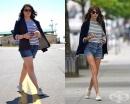 Това момиче се облича като няколко модела, за да докаже нещо, свързано с модата