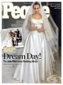 Вижте официалните сватбени снимки на Анджелина Джоли и Брад Пит (плюс първата целувка на младоженците)