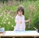 Петгодишно дете с аутизъм покори света с изключителните си картини