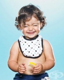 Забавни снимки на деца, опитващи лимон за първи път