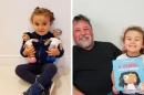 Дядо с витилиго плете кукли, за да възвърне самочувствието на децата, които страдат от това заболяване
