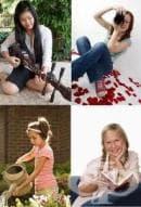 Любимите хобита на малките дами
