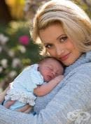 Холи Мадисън, бившата на Хю Хефнър, сподели снимки с новородената си дъщеря