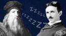 Малко сън и повече продуктивност: Ежедневните навици на Леонардо да Винчи и Никола Тесла