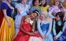 Родители подариха бал и сватба на умиращата си 5-годишна дъщеря (снимки)