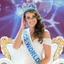 Южноафриканската студентка по медицина Ролийн Строс стана Мис Свят 2014 (Снимки и видео)