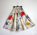 Тенденции в дамския гардероб – лято 2014: Разкроените миди и дълги до глезен поли отново са на мода! (Част първа)