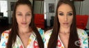 Гримьорка споделя най-невероятните снимки на момичета преди и след като ги гримира