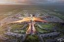 Вижте как ще изглежда най - голямото летище в света
