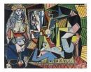 Телевизия Fox цензурира картина на Пикасо и предизвика дискусия относно сексуалната обективация на жените