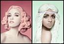 Вижте очарователните плетени коси на Луиз Уокър (галерия)