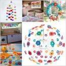 Вижте 15 вдъхновяващи идеи как да украсите дома си с плетени цветя (галерия)