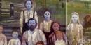Родът Фугат, в който 200 години децата се раждат със синя кожа