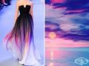 Мода и природа в очарователни фотографии (2 част)