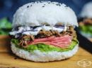 Хибридът суши бургер е реалност и е по-апетитен, околкото можем да си представим