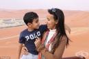 Да се осмелиш да шофираш: Тази жена губи детето си, защото сяда зад волана в Саудитска Арабия