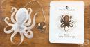 Японска компания създаде торбички за чай с морски създания, които оживяват в чашата ви
