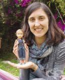 Запознайте се с една майка, която предизвика дискусии против сексуалната обективизация  на децата ни със своите кукли (снимки + видео)