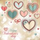 12 уникални картички за Деня на Свети Валентин с велики цитати за любовта