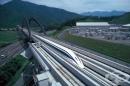 Най-бързият високоскоростен магнитен влак в света, достигащ 501 км/ч, качи първите си пътници (Видео)