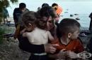 Средно две деца умират всеки ден в опитите си да стигнат до гръцкия бряг
