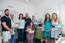 """Детската хирургия на варненската МБАЛ """"Света Анна"""" получи дарение от сдружението """"Аз вярвам и помагам"""""""
