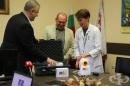 """""""Хиполенд"""" дари на """"Пирогов"""" иновативен апарат за ранно диагностициране на респираторни заболявания"""