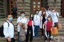 СБМС внесе подписката в подкрепа на исканията на медицинските специалисти в МС