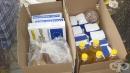 В община Гоце Делчев започна раздаването на хранителни продукти