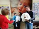 Мартин, първото бебе в Бургас за 2016 г., вече си е у дома