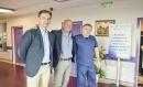 Водещи ортопеди от Франция и България демонстрираха предимствата на 3D предоперативното планиране при ендопротезиране на тазобедрени стави
