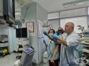 Третият у нас криоапарат за диагностика на рак на белия дроб е вече във ВМА