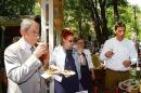 """Дефиле """"Вино и гурме"""" -  дегустационна атракция от млади вина и изтънчени ястия в Старинен Пловдив"""