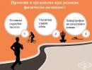Промени в организма при редовна физическа активност