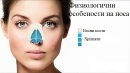 Физиологични особености на носа