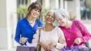 Приятелството е ключът към щастието при възрастните жени