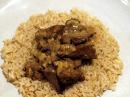 Ориз с пилешки дробчета