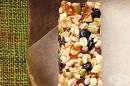 Енергийни барчета с ядки и сушени плодове