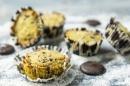 Кето мъфини с кокосово брашно и шоколад