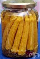 Консервирана царевица (кочани)
