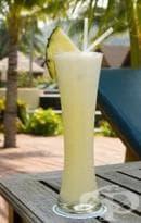 Нектар от пъпеш с портокалов сок