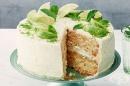 Торта Мохито с маслен крем
