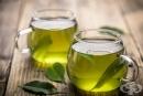 Елиминирайте лошия дъх на лук и чесън със зелен чай