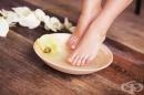 Премахнете гъбичките по ноктите с английска сол