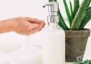 Направете си течен сапун от алое и розова вода