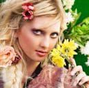 Овлажнете лицето си през пролетта с лосион от вода и лимон